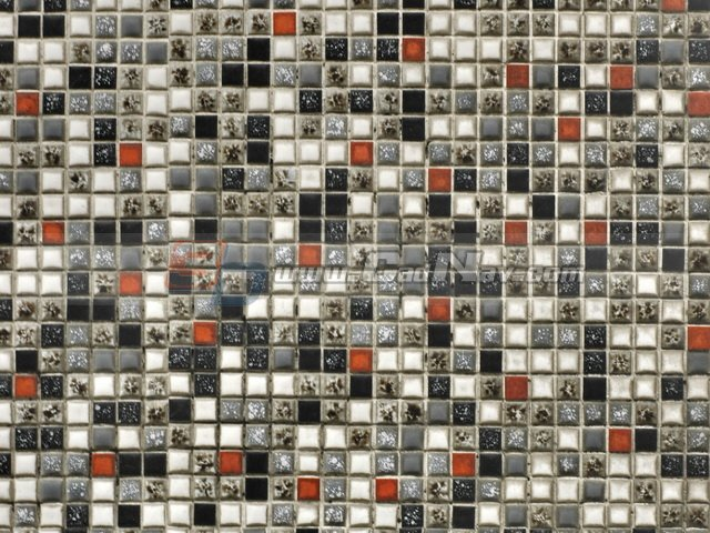Glass Stone Mix Mosaic Wall Tile Texture Image 3626 On