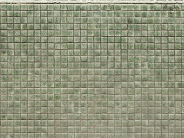Kitchen floor mosaic texture