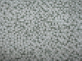 Mixed color wall tile glass mosaic texture
