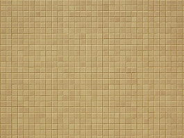 Wheat wall ceramic mosaic texture
