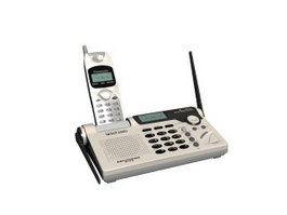 Panasonic cordless phone 3d model