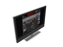 Flat Panel Display 3d model