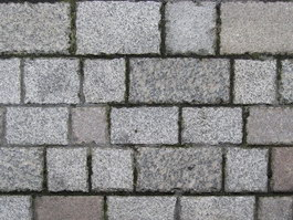 Stone block Pavers texture