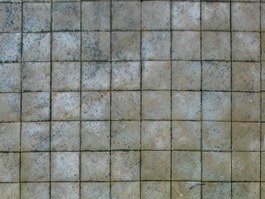 Interlock concrete block paving texture