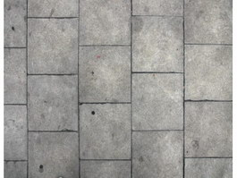 Concrete block paving texture