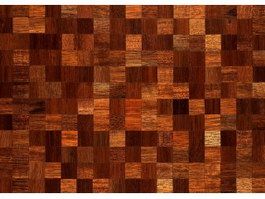 Square edge hardwood flooring texture