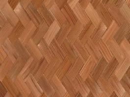 Woven bamboo mat texture