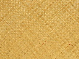 Bamboo home matting texture
