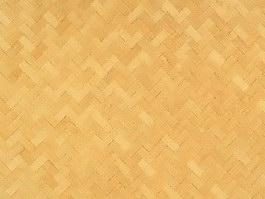 Handmade bamboo mat texture