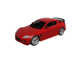 Mazda RX 8 2004 3d model