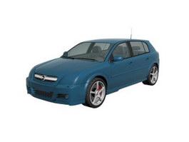 Opel Signum Vauxhall Signum 3d model