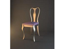 Tiffany Wedding Chair 3d model