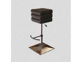 Bar Stool Lift Chair 3d model