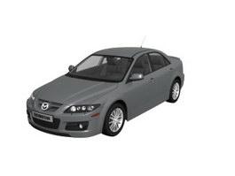 Mazda 3 Axela 3d model