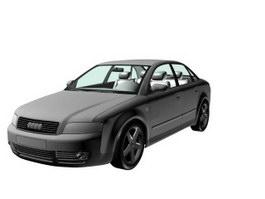 Audi Compact Executive Car 3d model