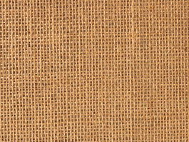 Brown hessian cloth texture