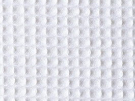 Light-colored Embossing flannelette texture