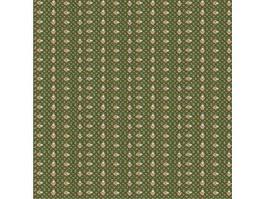OliveGreen carpet with flower stripe texture