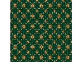 Pure silk carpet texture