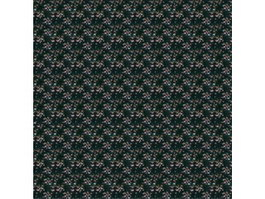 Black cotton carpet texture