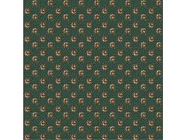 Floral 3d carpet texture