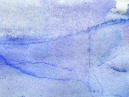 Blue watercolor paper texture