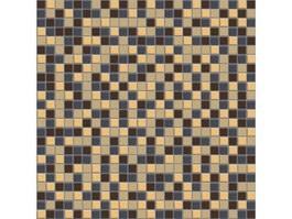 Floor mosaic pattern texture