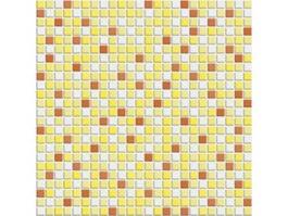 Gold mosaic interior decoration pattern texture