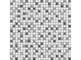 Ceramic Mosaic Tile Pattern texture