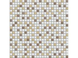 Mixed Pattern floor mosaic tile texture
