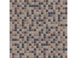 Stone mixed color mosaic tiles texture