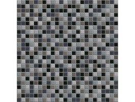 Square slate mosaic pattern texture