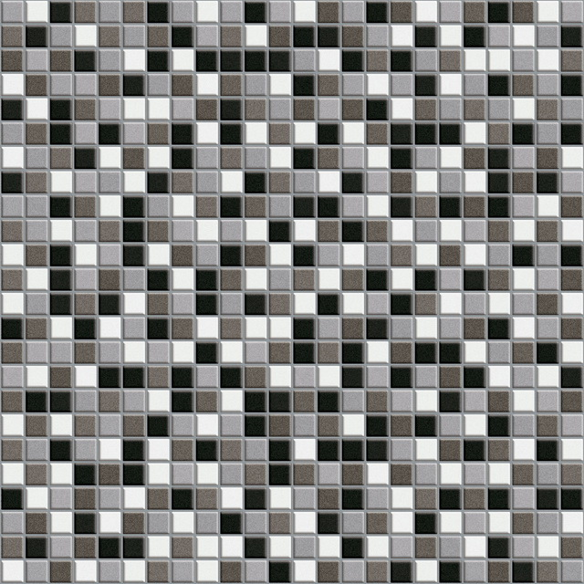 Outdoor Mosaic Tiles Pattern Texture Image 5934 On Cadnav