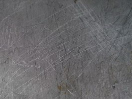 Black Metal with scratches texture