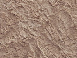 Wrinkled wrapping paper texture