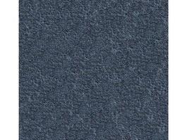 Black shaggy carpet texture