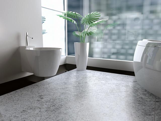 Plateau Snow White Granite texture - CadNav