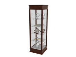 Jewelry Display Case 3d model