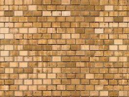 Brick wall seamless pattern texture