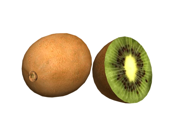 Wild Kiwi Fruits 3d Model 3dsmax Files Free Download