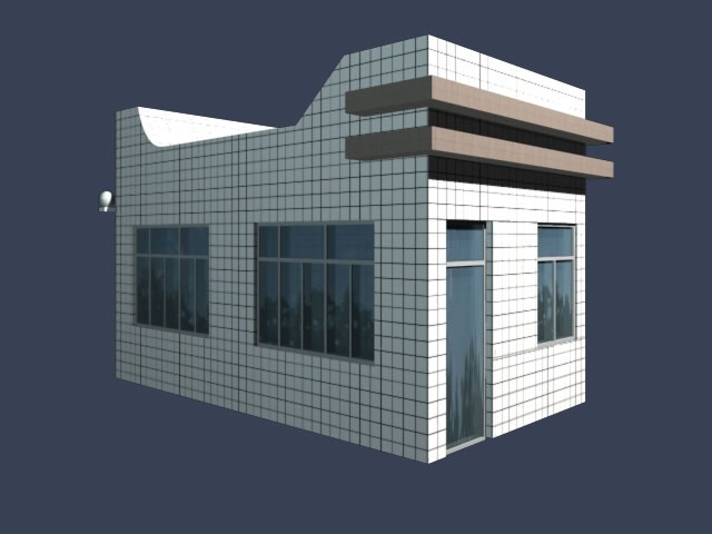 3d house modeling free
