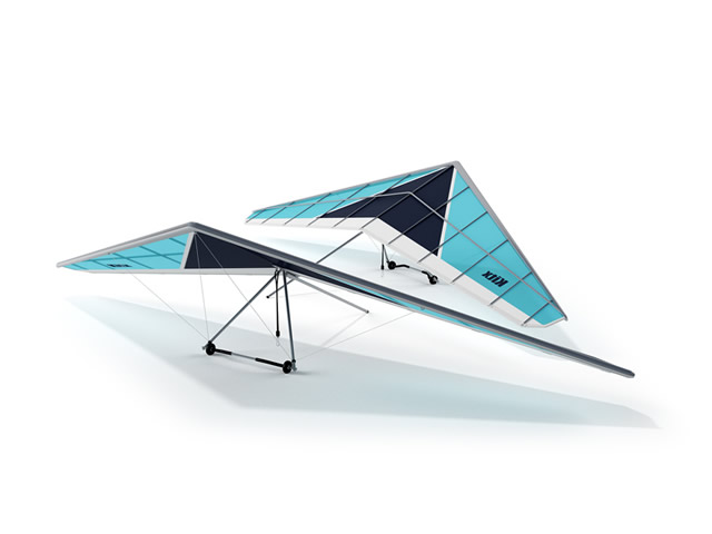 MMD Airplay Hang Glider