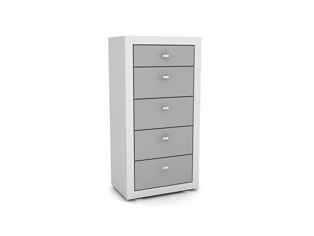 Corner Filing Cabinet 3d model 3dsMax files free download - modeling