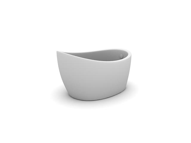 baby bathtub 3d model 3dsmax files free download. Black Bedroom Furniture Sets. Home Design Ideas
