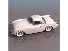 Chevrolet 150 2-Door Sedan 3d model