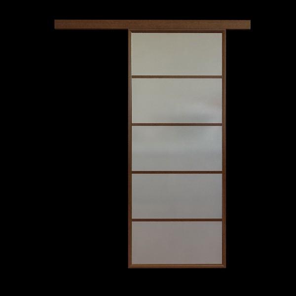 Glazed Sliding Door 3d Model 3dsmax Files Free Download
