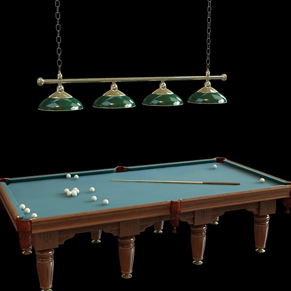 Carom Pool Billiards 3d Model 3dsmax Files Free Download