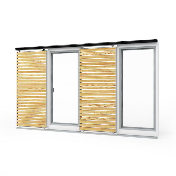continuous sliding window 3d model 3dsmax files free