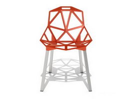 Magis Garden Chair 3d model