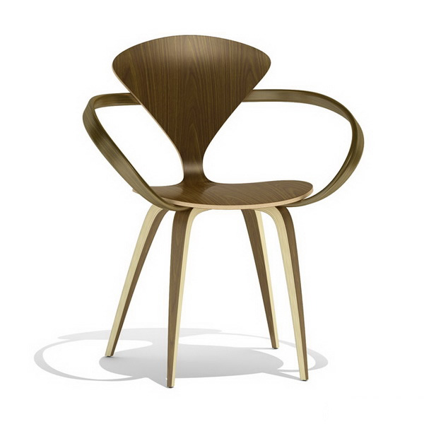 Highly Detailed Norman Cherner Armchair Wood Base Free 3d Models Available  In 3dsmax And Vray, Jpg Textures Included. This 3d Objects Can Be Used For  Modern ...